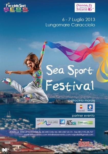 Sea sport festival: due giorni dedicati allo sport in ogni sua declinazione